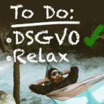 DSGVO Websites