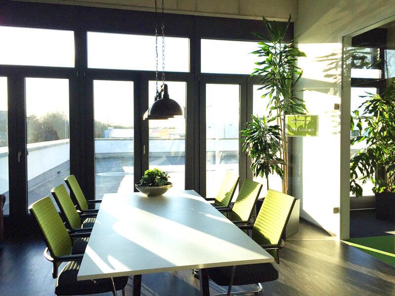 Unsere Küche/Besprechungsraum