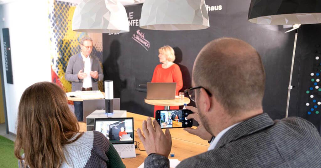 Pressekonferenz ZwickRoell 2020